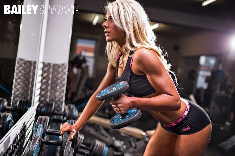 Bikini Athlete Lauren Ashwell