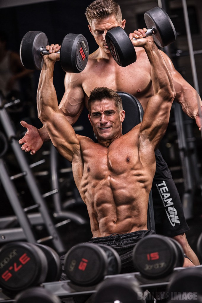 Mens Physique Champions
