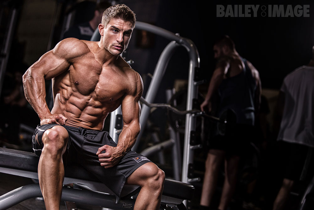 Ryan Terry Fitness Model