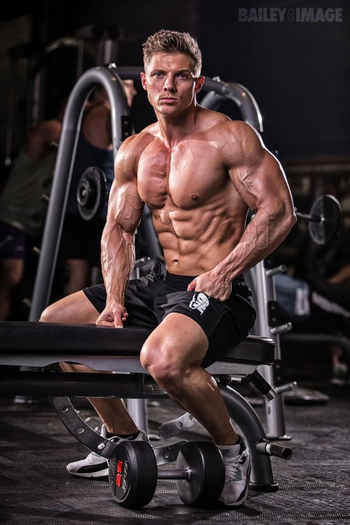 Steve Cook Optimum Nutrition