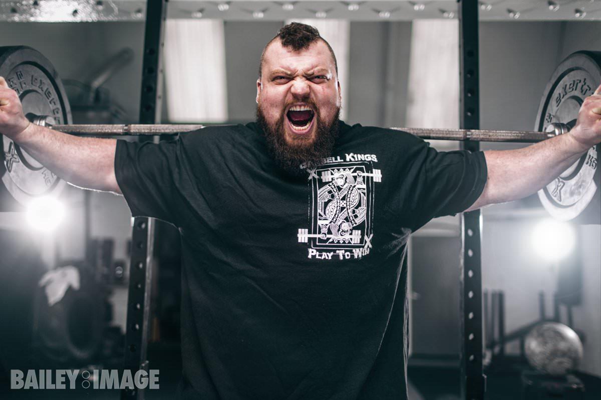 Video Eddie Hall Deadlift World Record Holder Fitness