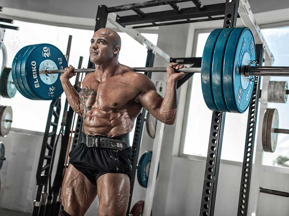 gym squat