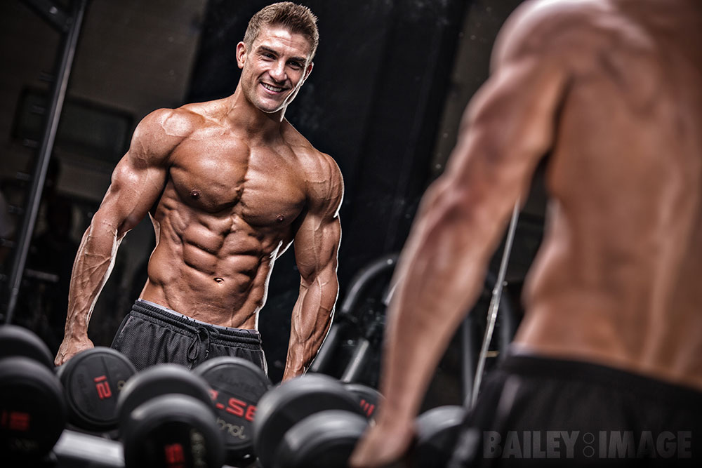 Ryan Terry Fitness Athlete