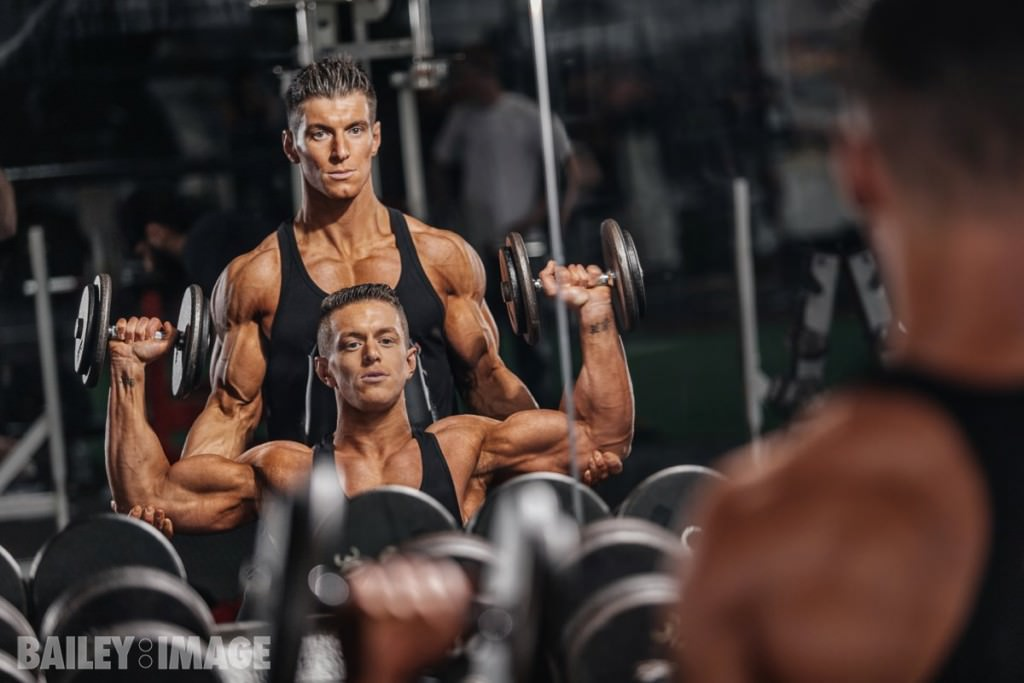 Bodybuilder Photographer - Christopher Bailey